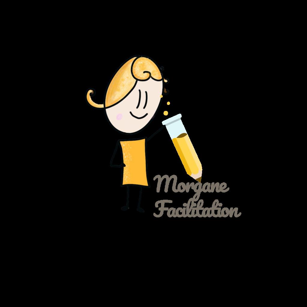 Logo Morgane facilitation off